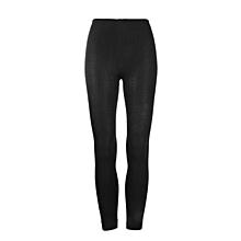 aa4f94eec63ef4 Women Winter Thick Footless Tights Slim Stretch Pants