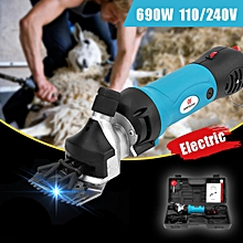 690W 240V Professional Electric Animal Clipper Heavy Duty Sheep Dog Pet Shearing