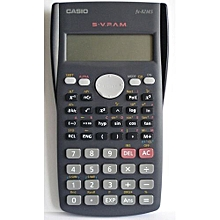 Scientific calculator Fx82ms calculator + Free Long tron USB Cable.