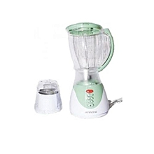 Beautiful Blender with Grinder - 1.5 Litres - White & Light Green