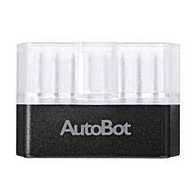 Autobot Car OBD Diagnostic Device Driving Safety Warning Recorder Driving Track Assistant-