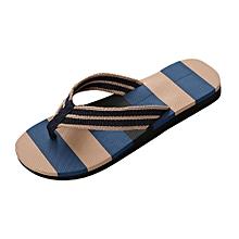 Men Summer Shoes Mixed Colors Sandals Male Slipper Indoor Or Outdoor Flip Flops