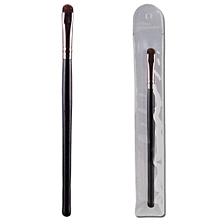 1pcs Large Eye Brushes Blend Shadow Angled Eyeliner Smoked Blending Bloom Makeup Brush 3 Colors Coffee