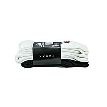 Socks Nba 3pp- G89558white/Black- 39_42