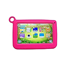 K72 Kid Tablet-7 Inch -8 GB -Wifi -Quad Core -1.2GHz -Pink