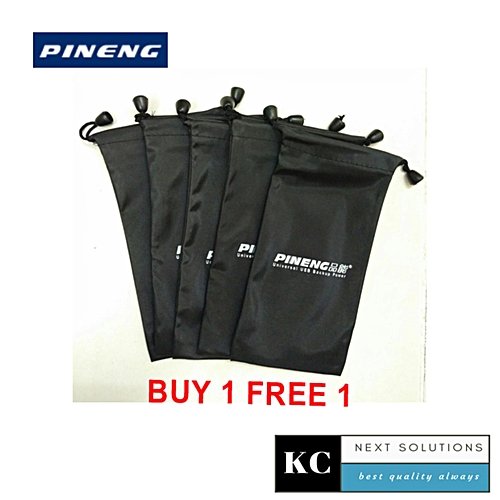 (BUY 1 FREE 1) Pineng Powerbank Pouch BGmall