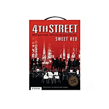 Sweet Red Wine - 5L