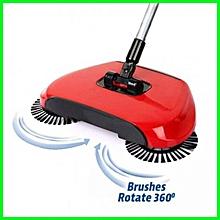 Rotating sweeper