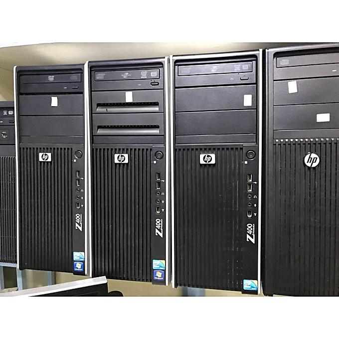 Workstation z400 - CMT - Xeon W3565 3 2 GHz - 8 GB - 1TB