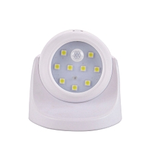 360 Degree Rotation LED Light Control Human Induction Energy Saving Lamps