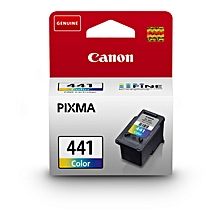 CL-441 Tri-Color Ink Cartridge.
