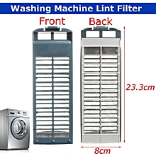 Washing Machine Magic Lint Filter for Samsung & Other Accessories 23.3 x 8.3cm