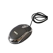 USB Optical Mouse - Black