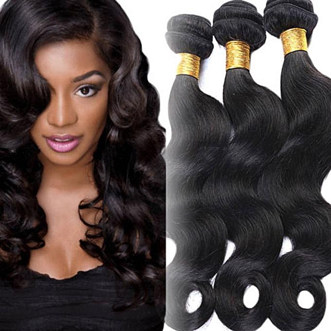 Buy Qibest Unprocessed 7a Virgin Human Hair Brazilian Weave