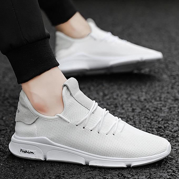 Buy Tauntte Air Mesh Athletic Shoes Men Sneakers Anti Slip Casual