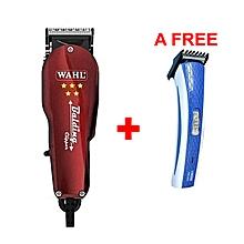 WAHL Balding Professional hair clipper Machine+ a FREE Nova Rechargable Hair Trimmer