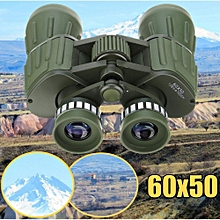 Day/Night 60x50 Military Army Zoom Binoculars HD Optics Hunting Camping + Pouch