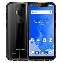 Armor 5 Triple Proofing Phone Dual 4G 4GB+64GB IP68 Waterproof Dustproof Shockproof 5000mAh Battery 5.85 inch Android 8.1 4G Smartphone(Black)