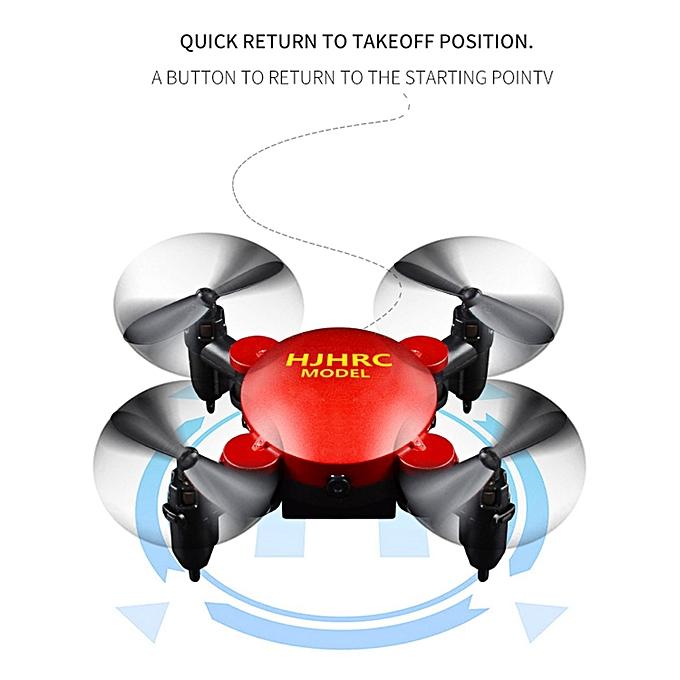 Four Axis Mini Folding UAV-red
