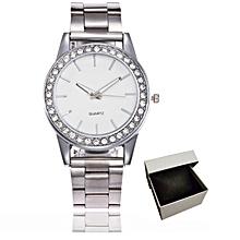 Sagittarius - Women Lady Dress Analog Quartz Watch Casual Fashion