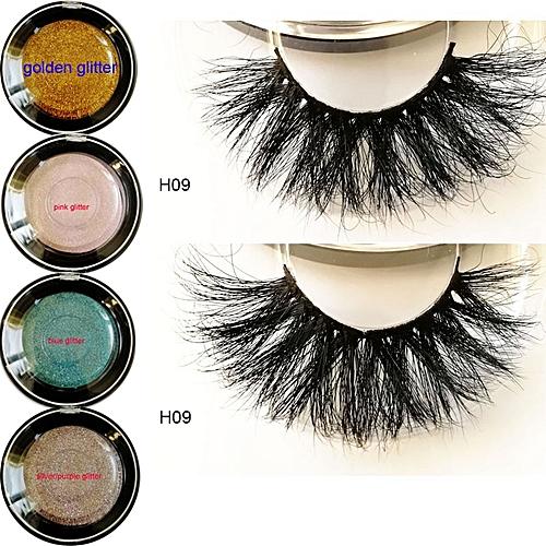 052030ee86a Generic extra long false eyelashes vendor wholesale false long thick eyelashes  3d mink extra long eyelashes with custom eyelash package