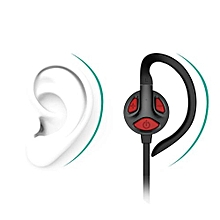 Bluetooth Headsets, New S-502 Wireless Bluetooth 4.1 Hands-free Headset(Black Red)