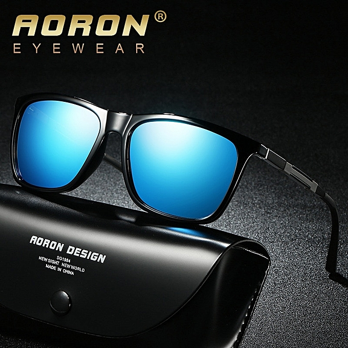 3a58d65fa57 Polarized Sunglasses Men Classic Women Square Glasses Aluminium Magnesium  Driving Travel Eyewear Gafas Oculos Pink UV400