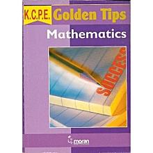KCPE Golden Tips Maths