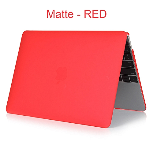 For New Macbook Pro 13 15 Case Matte finish Frosted Cover for Macbook Air  13 11 Pro Retina 12 13 3 15 4 inch Laptop Sleeve Case( For Macbook 12