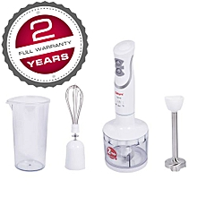 ST-FP9084 - Electric Hand Blender Submersible - White..