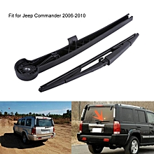 Car Auto Rear Windscreen Windshield Wiper Arm & Blade for Jeep Commander 2006-2010