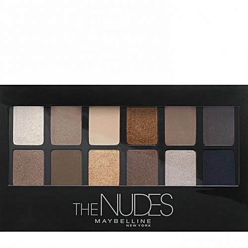 e0eb6aba66 MAYBELLINE Eye Shadow Palette - The Nudes @ Best Price Online ...