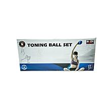 BB-0071C-B - Toning Ball Set