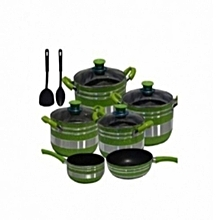 Non Stick Cooking Pots 12pcs