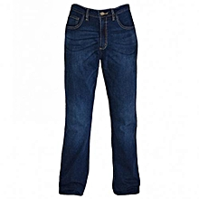 Dark Blue Mens Denim Pants