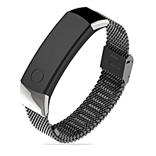 Milanese Stainless Steel  Smart Wrist Watch Band For Huawei Honor 3 Smart Watch
