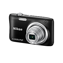 COOLPIX A100 - Digital Still Camera - Black
