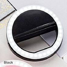 Selfie Light Selfie Ring Flash Light for Camera Phone LED LEAPING