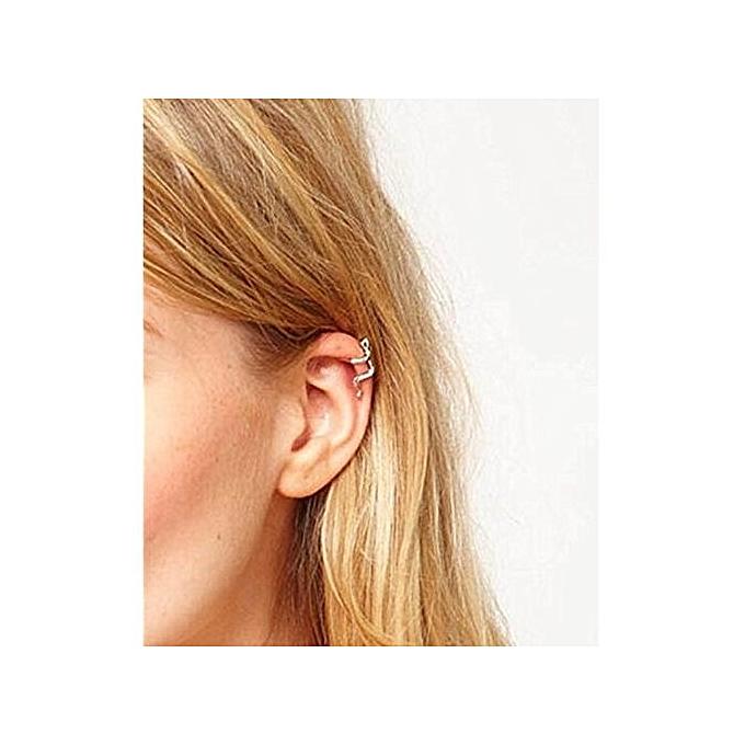 Dragonpad Gold Climbing Mam Climber Ear Cuff Helix Cartilage Earring
