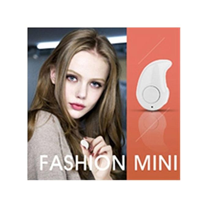 ... TTLIFE Mini Style Wireless Bluetooth Headphone 1pcs In-Ear Stealth Earphone Phone Headset Handfree Universal