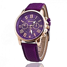 Geneva Women's  Wrist Watch  Women@Purple