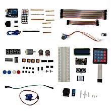 DIY Starter Learning Kit Suitable For Arduino MEGA 2560 LCD1602 Servo Motor multi-color mixed