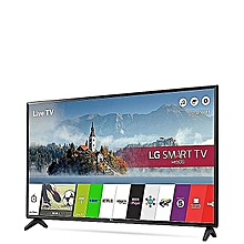 "49"" FULL HD SMART TV 49LJ550V -  Black"