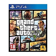 PS4 - Grand Theft Auto 5 (GTA5)