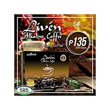 Liven Alkaline coffee (Latte flavor)
