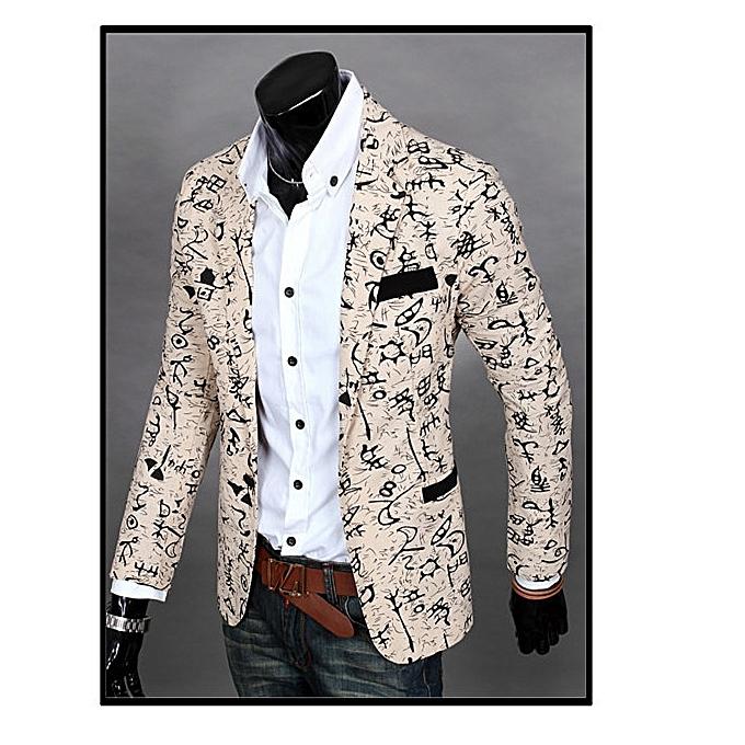 Blazers Jumia: Buy Generic Men Blazer 2018 New Brand Men Suit Jacket