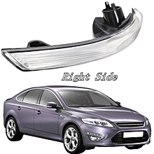 DRIVER SIDE WING DOOR MIRROR INDICATOR FOR Ford Mondeo 2011-2014 Lamp (Right)