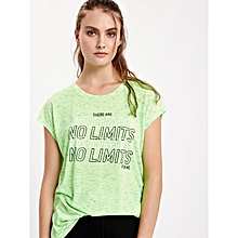Green Fashionable T-Shirt