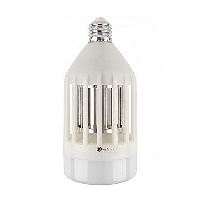 9W E27 LED Bug Zapper Light Bulb, Mosquito Insect Killer UV Lampe For  Outdoor Porch