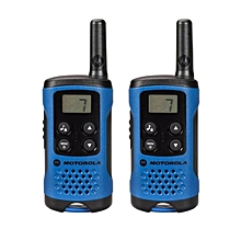 Motorola TLKR T41 2 Way Walkie Talkie (Blue) (Export sets) [ETA 7 working days] WWD